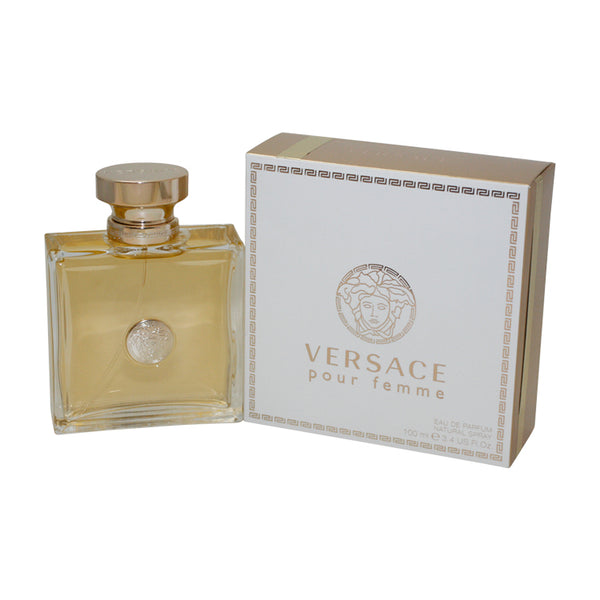 VERS14 - Versace Signature Eau De Parfum for Women - Spray - 3.4 oz / 100 ml