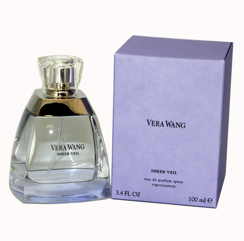 VER12 - Vera Wang Sheer Veil Eau De Parfum for Women - 3.4 oz / 100 ml