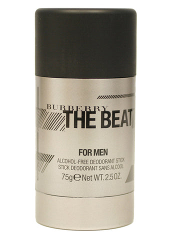 BUB54M - Burberry The Beat Deodorant for Men - Stick - 2.5 oz / 75 g - Alcohol Free