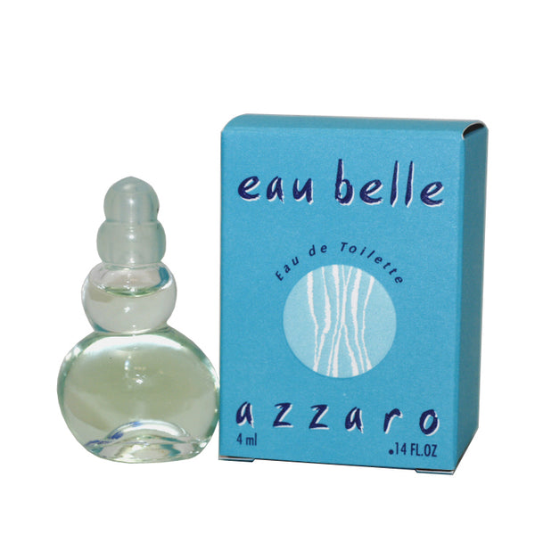 EA044 - Eau Belle Azzaro Eau De Toilette for Women - 0.14 oz / 4 ml