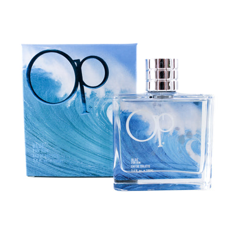 OPBL34M - Op Blue Eau De Toilette for Men - 3.4 oz / 100 ml Spray