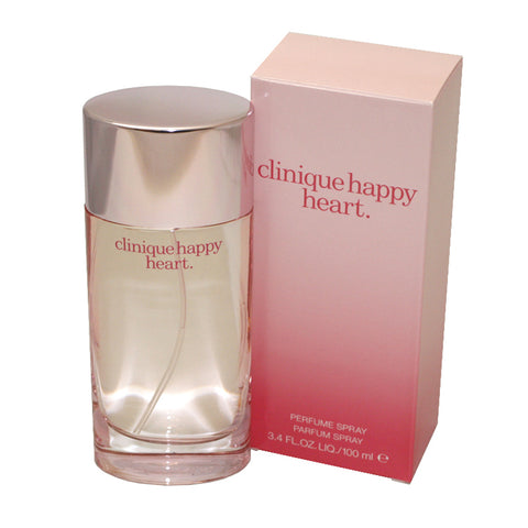 HAH50 - Happy Heart Parfum for Women - 3.4 oz / 100 ml Spray