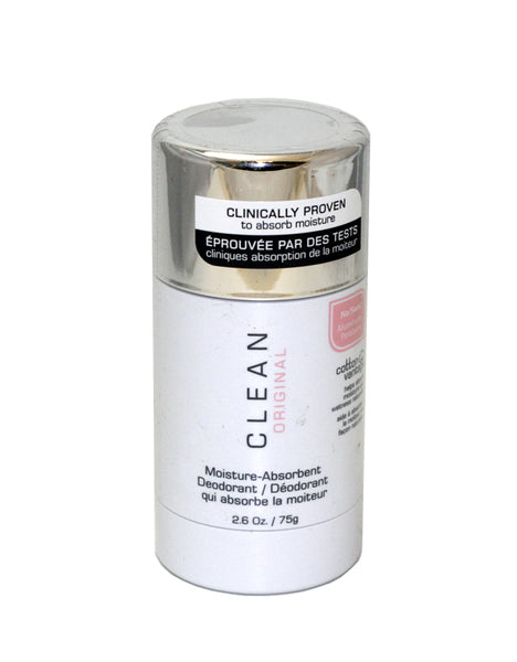 CLE26W - Clean Deodorant for Women - Stick - 2.6 oz / 78 g