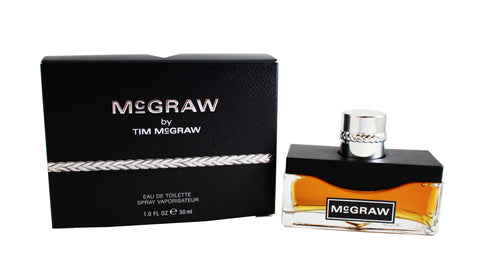 MCG16M - Mcgraw Eau De Toilette for Men - Spray - 1 oz / 30 ml