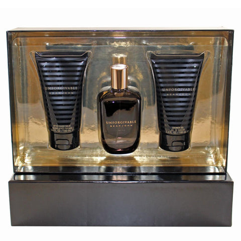 UNF30M - Unforgivable 3 Pc. Gift Set for Men