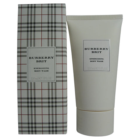 BRI35 - Burberry Brit Body Wash for Women - 5 oz / 150 ml