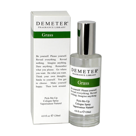 DEM19W-P - Grass Cologne for Women - 4 oz / 120 ml Spray