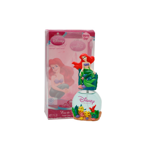 LIT11 - Walt Disney'S The Little Mermaid Eau De Toilette for Women - Spray - 1.7 oz / 50 ml