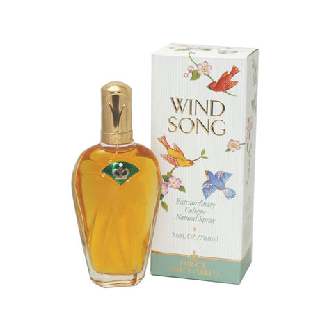 WI08 - Wind Song Cologne for Women - 2.6 oz / 75 ml Spray