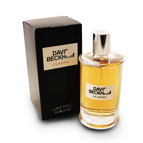 DBC3M - David Beckham Classic Eau De Toilette For Men - 3 oz / 90 ml - Spray