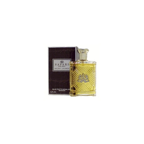 SA618M - Safari Aftershave for Men - 2.5 oz / 75 ml