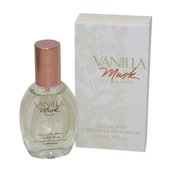 VAM404 - Vanilla Musk Cologne for Women - Spray - 1 oz / 30 ml