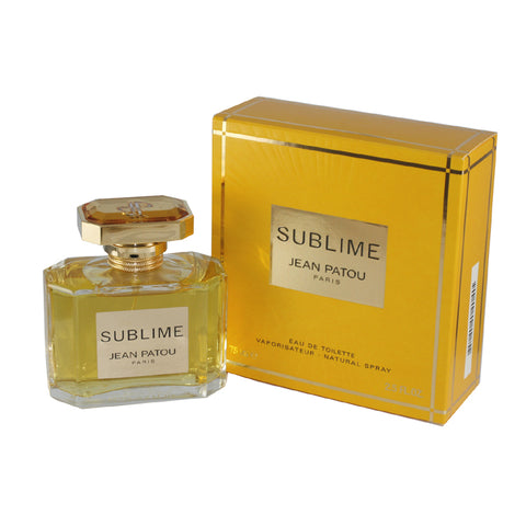 SUB15 - Sublime Eau De Toilette for Women - 2.5 oz / 75 ml Spray
