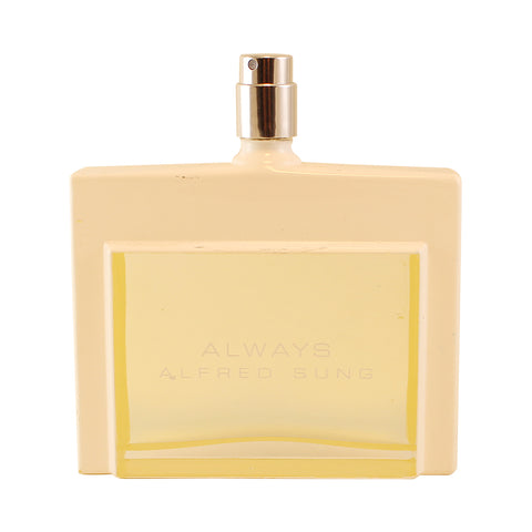 ASA34U - Alfred Sung Always Eau De Parfum for Women - Spray - 3.4 oz / 100 ml - Unboxed