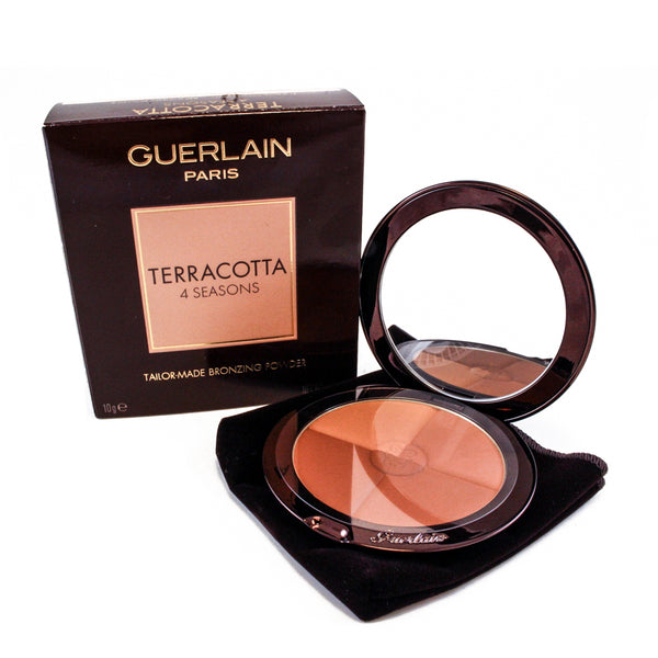 GUM49-M - Terracotta 4 Seasons Bronzing Powder for Women - 0.35 oz / 10 ml - 5