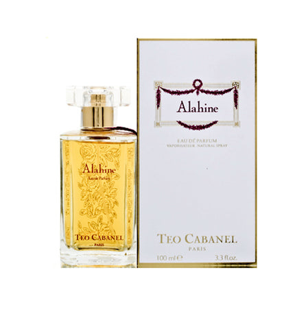 TEOA33 - Teo Cabanel Alahine Eau De Parfum for Women - Spray - 3.3 oz / 100 ml