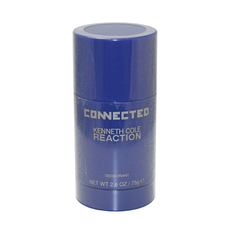 REC36M - Kenneth Cole Reaction Connected Deodorant for Men - Stick - 2.5 oz / 75 g