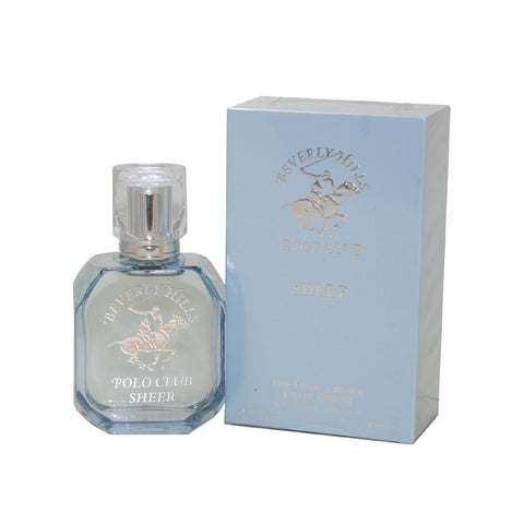 BSS35 - Beverly Hills Polo Club Sexy Sheer Eau De Parfum for Women - Spray - 3.4 oz / 100 ml