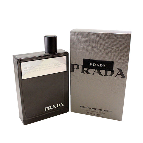 PAI34M - Prada Amber Intense Eau De Parfum for Men - 3.4 oz / 100 ml Spray