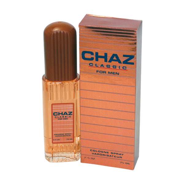 CH67M - Chaz Classic Cologne for Men - 2.5 oz / 75 ml Spray