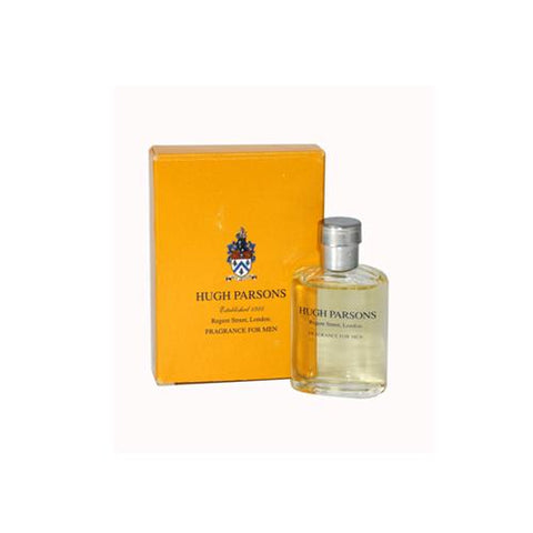 HUG1-P - Hugh Parsons Yellow Edition Eau De Parfum for Men | 0.34 oz / 10 ml (mini) - Miniature Collectible