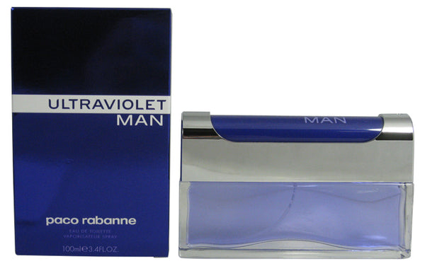 UL02M - Ultraviolet Eau De Toilette for Men - 3.4 oz / 100 ml Spray