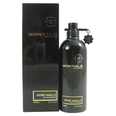 MONT145 - Montale Boise Vanille Eau De Parfum for Women - Spray - 3.3 oz / 100 ml
