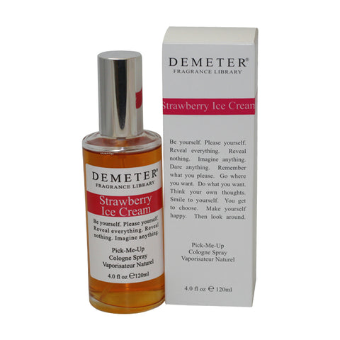 DEM34W-P - Strawberry Ice Cream Cologne for Women - 4 oz / 120 ml Spray