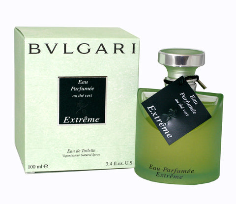 BV40 - Bvlgari Eau Parfumee Extreme Eau De Toilette for Women - Spray - 3.3 oz / 100 ml