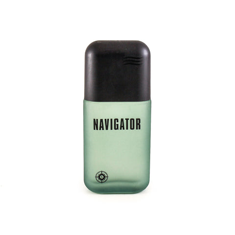 NAV4MU - Navigator Cologne for Men - 1.7 oz / 50 ml Splash Unboxed