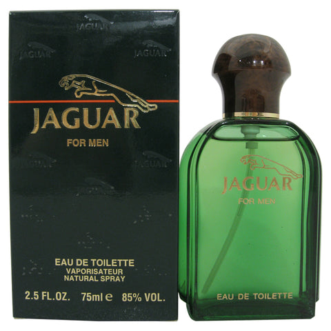 JA22M - Jaguar Eau De Toilette for Men | 2.5 oz / 75 ml - Spray