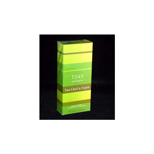 TS212M - Tsar Eau De Cologne for Men - Spray - 3.3 oz / 100 ml