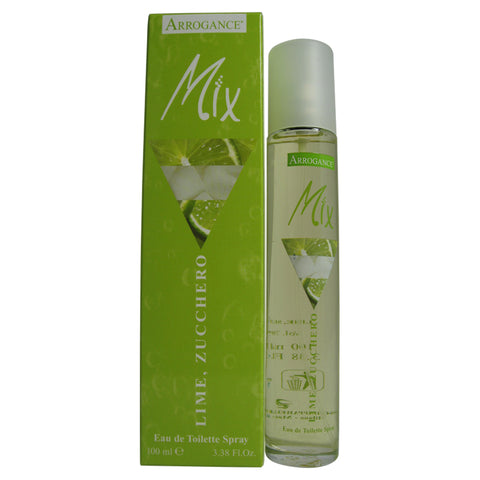 ARRW2-P - Arrogance Mix Lime Sugar Eau De Toilette for Women - 3.38 oz / 100 ml Spray