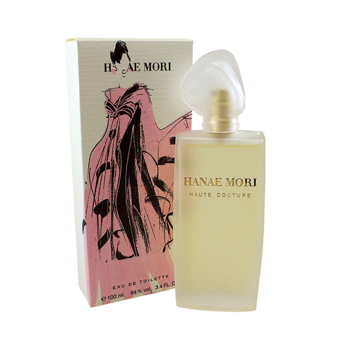 HA51 - Hanae Mori Haute Couture Eau De Toilette for Women - 3.4 oz / 100 ml Spray