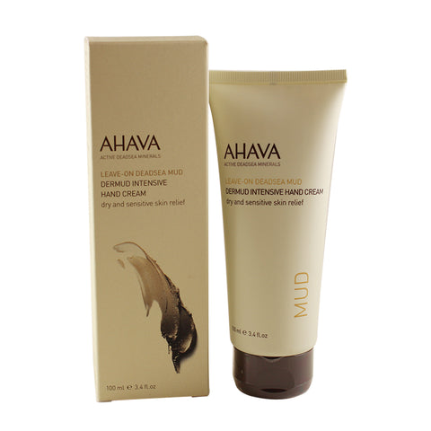 AHV16 - Deadsea Mud Hand Cream for Women - 3.4 oz / 100 ml