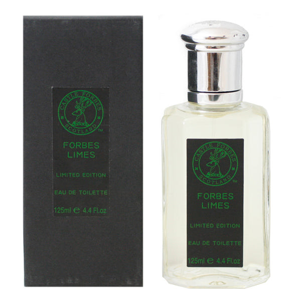CF57M - Forbes Lime Eau De Toilette for Men - Spray - 4.4 oz / 125 ml