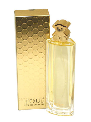 TOUS31 - Tous Gold Eau De Parfum for Women - 3 oz / 90 ml Spray