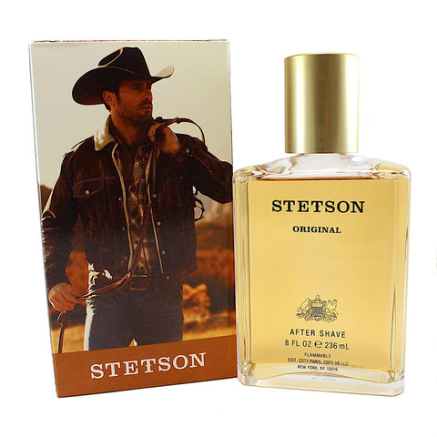 ST25M - Stetson Aftershave for Men - 8 oz / 236 ml Liquid
