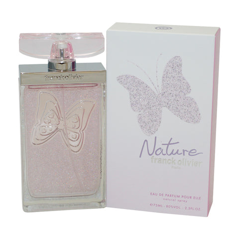 FRN29 - Nature Franck Olivier Eau De Parfum for Women - Spray - 2.5 oz / 75 ml