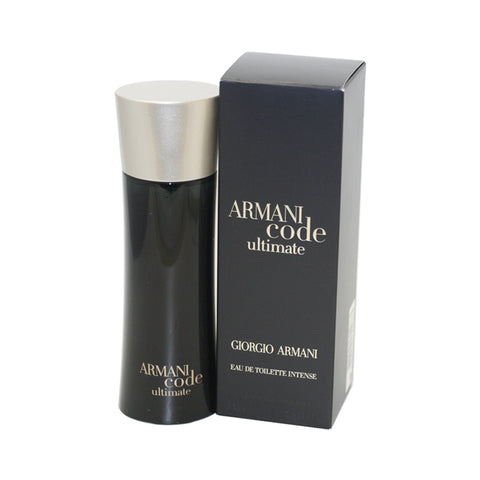 ARU18M - Armani Code Ultimate Eau De Toilette for Men - Spray - 2.5 oz / 75 ml