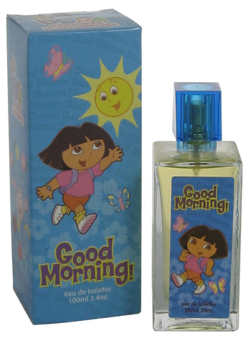 DOR13 - Dora The Explorer Eau De Toilette for Women - Spray - 3.4 oz / 100 ml - Good Morning