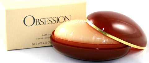 OB13 - Obsession Soap for Women - 4.5 oz / 135 ml - With Dish