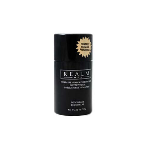 RE32M - Realm Deodorant for Men - Stick - 3 oz / 85 g