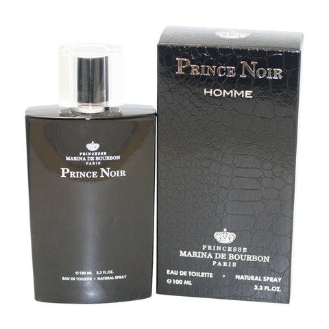 MPN33M - Prince Noir Eau De Toilette for Men - 3.3 oz / 100 ml
