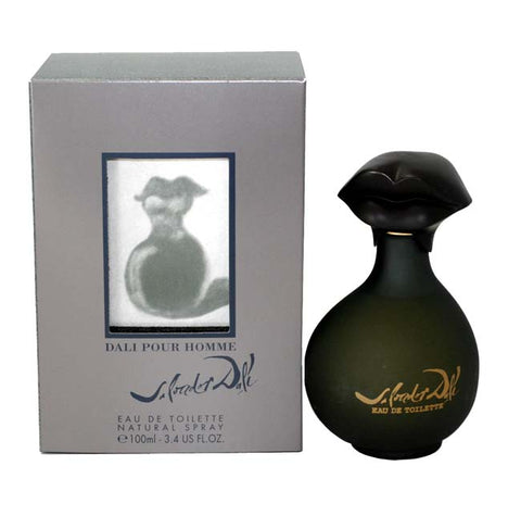 SA19M - Salvador Dali Eau De Toilette for Men - Spray - 3.4 oz / 100 ml