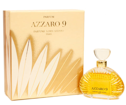 AZ909 - Azzaro 9 Parfum for Women - Splash - 1 oz / 30 ml