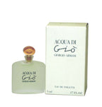 AC32 - Giorgio Armani Acqua Di Gio Eau De Toilette for Women | 0.17 oz / 5 ml (mini) - Miniature Collectible