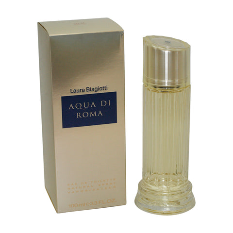 AQR17 - Aqua Di Roma Eau De Toilette for Women - Spray - 3.3 oz / 100 ml