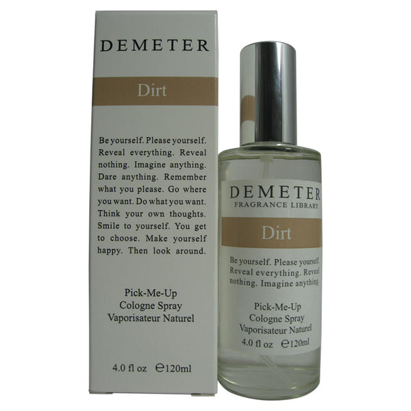 DEM10W-P - Dirt Cologne for Women - 4 oz / 120 ml Spray
