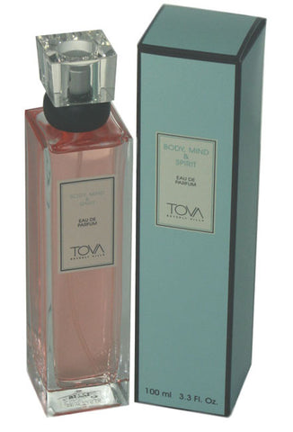 TOV433 - Tova Body Mind & Spirit Eau De Parfum for Women - Spray - 3.3 oz / 100 ml